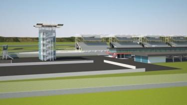 El recinto recibirá competencias automovilísticas y motociclistas.
