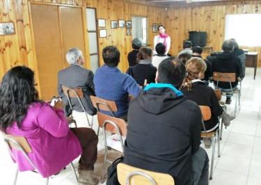 La primera reunión de la Mesa Ambiental Rapel, revisó avances y acordó una propuesta de trabajo 2014.