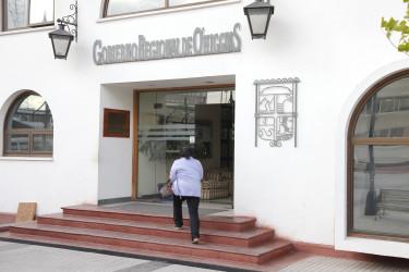 """""""Tanto este consejo regional como el anterior siempre actuaron en una línea muy correcta en lo que fue la administración de los fondos del 2%"""", indicó Francisco Parraguez."""