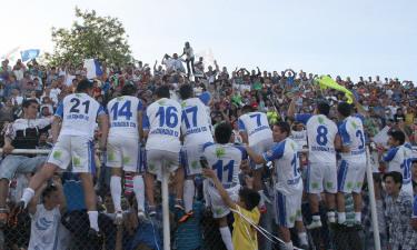 5 mil colchagüinos repletaron las graderías del Municipal de San Fernando.