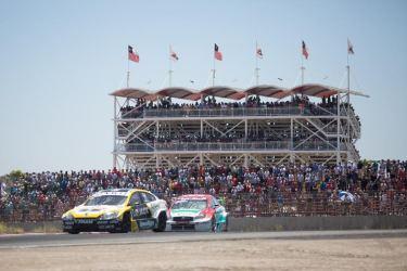 Miles de personas se dieron cita este fin de semana en el Autódromo Internacional de Codegua.