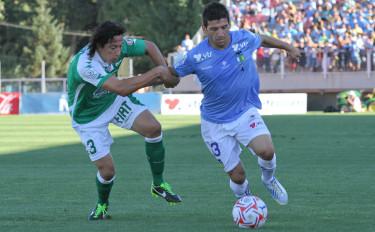 Barriga estuvo en el equipo campeón con Eduardo Berizzo.