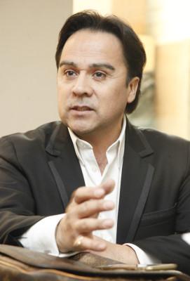 Tito Beltrán explica en qué consistirá su recital.