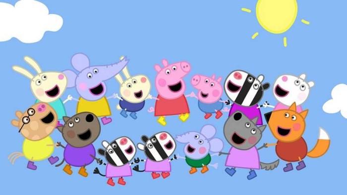 El Tipógrafo Por Qué A Los Niños Les Gusta Tanto Peppa Pig