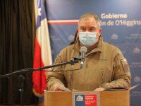El coronel Patricio Amengual, aseguró que ya existe la planificación y las coordinaciones para hacer cumplir la medida restrictiva.