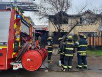 Siniestro ocurrió en Villa Alameda.